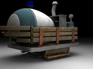 Team Fortress 2 Cart Bomb