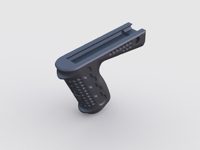 (JRC-IFG1D) INCLINED FRONT GRIP, SBR (PDW), HANDGUARD