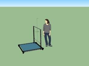 Foldie 3D Qubic