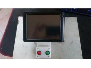 lcd touchscreen bracket