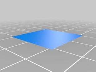 The Amazingly Unprintable Square