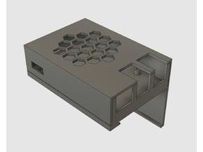 Octopi Raspberry pi 3 b+ holder for Anycubic I3 MEGA