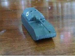 Maus Tank Model