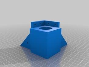 LACK enclosure table risers for 9mm plexi glass