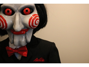 Billy The Doll From Saw/Jigsaw