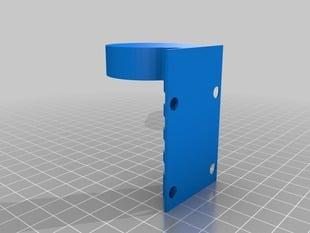 customizable tactical light bracket