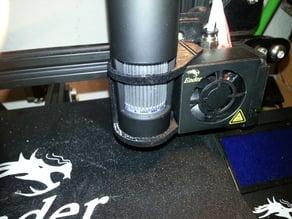 Ender 3 USB microscope mount