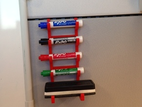 Dry Eraser Pen Holder