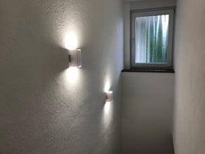 Gu10 LED Wall Lamp