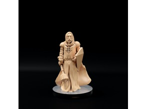 Brother Balphior, Cleric (32mm scale)