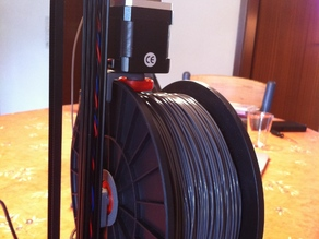 Kossel compact Filament Spool Holder