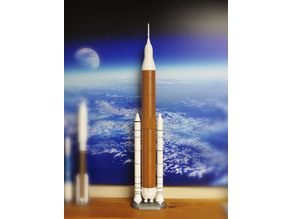 NASA SLS Block IB Crew, 1/200 scale