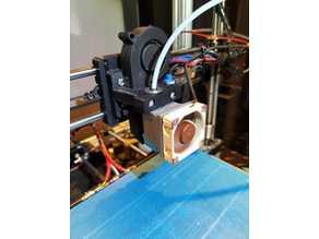 E3D V6 - 40mm fan duct