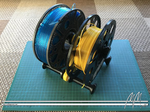Simple Spool Holder Stand for Spool Holder Handle