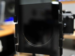Neutral Density ND8 Lens Filter / ND8 mount