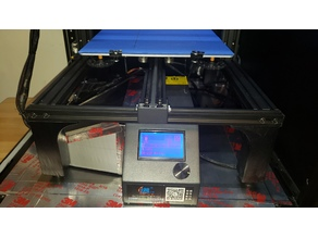 CR10s Control Box Cooling for Enclosure (120mm Fan)