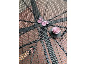 Umbrella Hole Covers for Outdoor Tables