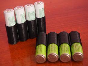 Simple Battery Holder