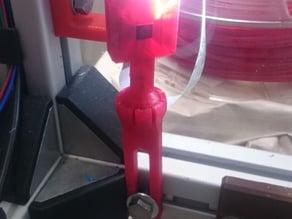 Raspberry Pi Cam Holder for Printers