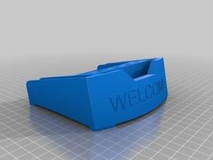 PEN-CARD-CLIP HOLDER FOR OFFICE DESK