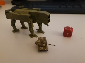 6mm GDI Mammoth MkII Heavy Walker