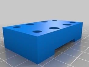 LM8UU Lagerblock Adapter für ALU-Profil 20x40
