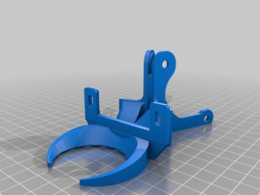 Anycubic i3 MEGA 2xRear-Fan-Duct V.1.5