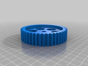 My Customized gear (regular / helix / double helix / herringbone)