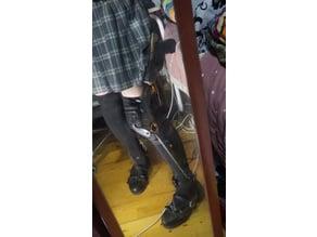 Exo suit Leg part