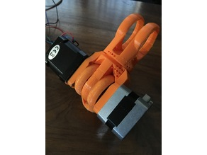 Modular Robotic Arm, Hinge Joint, No Hardware
