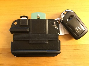 My EDC HUMN-style wallet