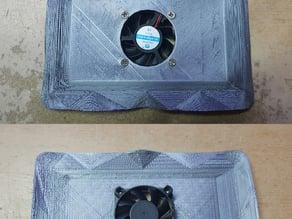 InMoov Door Cover battery