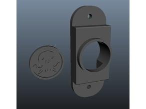 Octonauts doorbell cover