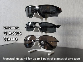 Universal Glasses Stand