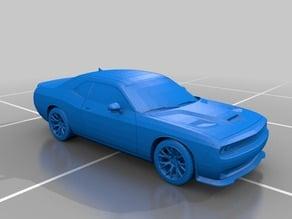 Dodge Challenger Hellcat Version