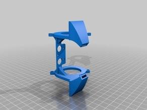 Chimera fan mount for 50mm radial fan
