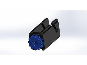 Davinci 3D printer X belt tensioner