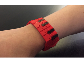 Piano Kinematic Bracelet