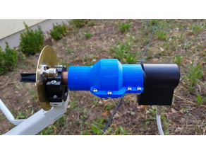 LNB - POTY - Adapter - Opticum Dish