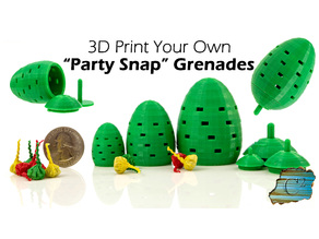 """""""Party Snap"""" Grenade"""