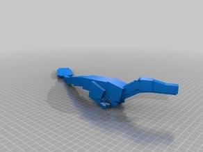 Minecraft Austroraptor-Fixed Tail