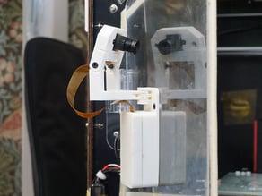 Pi Zero Case with Swivel Camera mount
