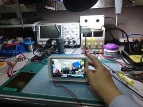 FPV Multi-view headset