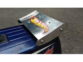 Tamiya Lunchbox rear wing mount