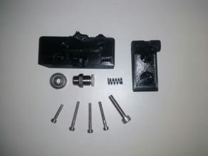 MK8 Direct Drive Without Idler Screw