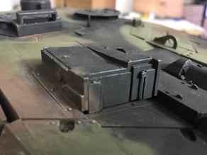 HengLong Leopard 2A6 Klappen Zielgerät