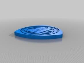 Lancia Badge