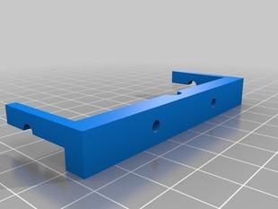 Makerfarm prusa i3 fan mount