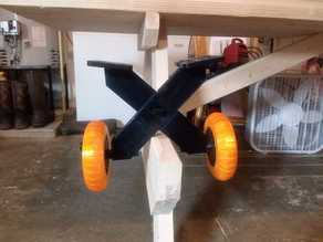 K-Kart(3D printed C-Tug)