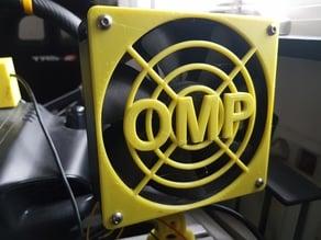 OMP 120mm Fan Grill